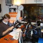 Współprowadzenie audycji Radio Truck w Program 1 Polskiego Radia