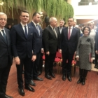 Spotkanie z Premierem oraz Wicepremierem i Parlamentarzystami